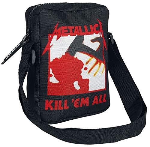 Metallica Rock Sax Kill Em All Bandolera de bandolera