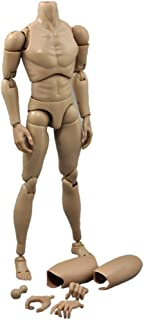 ZYAQ 1/6 Scale Narrow Shoulder Male Action Figure Toys Doll for TTM19 Hot Toys -Height Increasing Body