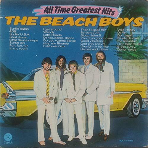 All time greatest Hits (Beach Boys) / 134 EVC 81 675/76