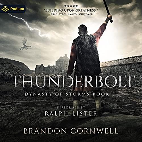 Thunderbolt Audiobook By Brandon Cornwell cover art