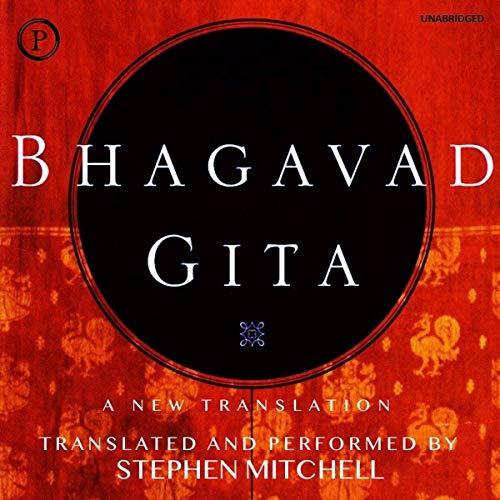Couverture de Bhagavad Gita