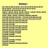 Zoom IMG-1 2 pz 8 tritacarne coltello