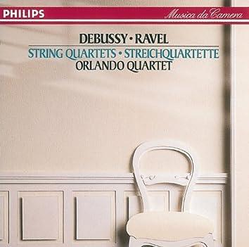 Debussy/Ravel: String Quartets