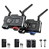 Hollyland Mars 400S PRO SDI/HDMI 5G Wireless Video Transmission System Video Transmitter and Receiver for DSLR Cameras,400ft Long Range 0.08s Low Latency 1080P HD Video WiFi (400S PRO KIT)