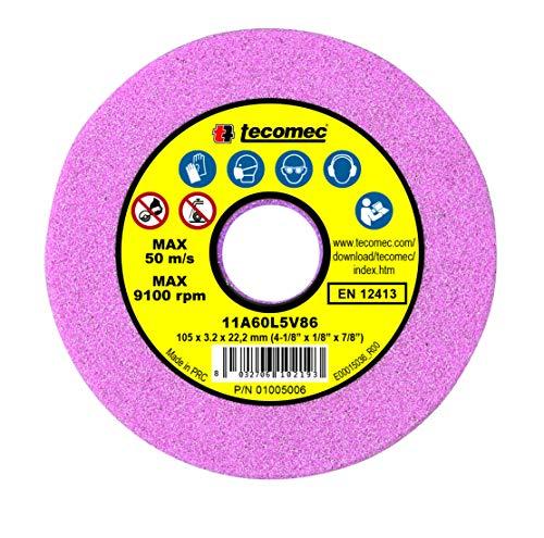 Tecomec OEM Grinding Wheel 1/8