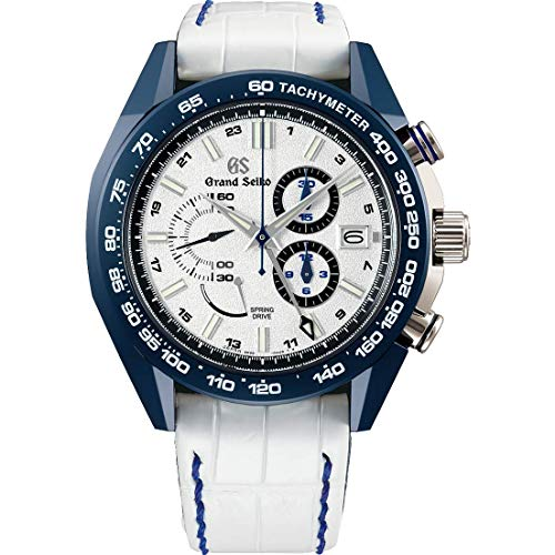 Grand Seiko Spring Drive 20th&Nissan GT-R 50th Anniversary Limited Edition SBGC229