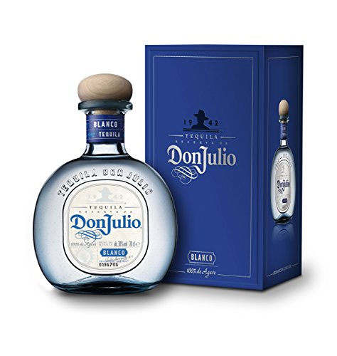Don Julio Blanco Tequila (1 x 0.7 l)
