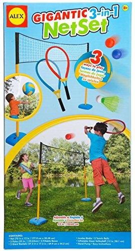 Active Play Gigantic 3 in 1 Net Set