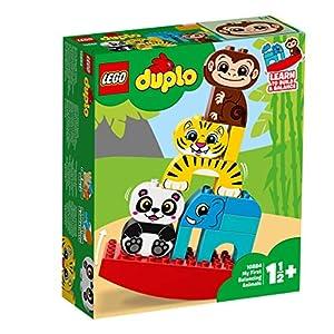 Amazon.co.jp - レゴ デュプロ はじめてのデュプロ ユラユラどうぶつセット 10884