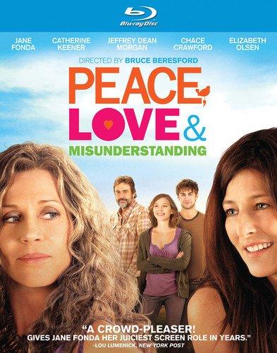 2021 new Peace Love Sales for sale Blu-ray Misunderstanding