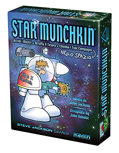 Raven - Star Munchkin