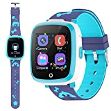 Etpark Kids Smart Watch Kids Phone Watch with 1.6 inch IP53 Waterproof HD Touch Screen, Digital Camera Watch Support Games, Video/Music Player, Alarm Clock,Two-Way Call, SOS, Gifts for Boys Girls