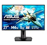ASUS VG278Q - Ecran PC gaming eSport 27' FHD - Dalle TN - 16:9 - 144Hz - 1ms - 1920x1080 - 400cd/m²...