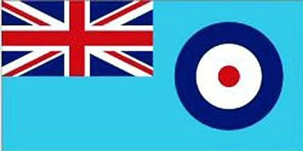 Top Brand Raf Ensign Nylon 5Ft X 3Ft Flag