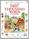 Amery, H: First Thousand Words in Latin - Heather Amery