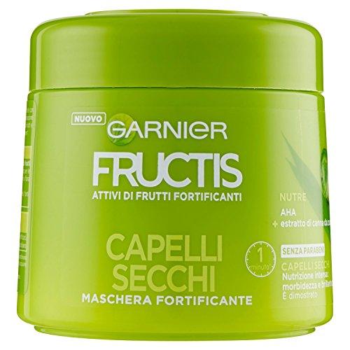 Florero Máscara Fructis Secos Productos para el cabello