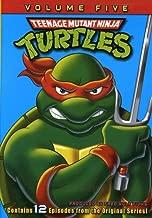 Teenage Mutant Ninja Turtles: Original Series - Volume 5