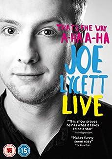 That's The Way A-Ha A-Ha Joe Lycett Live