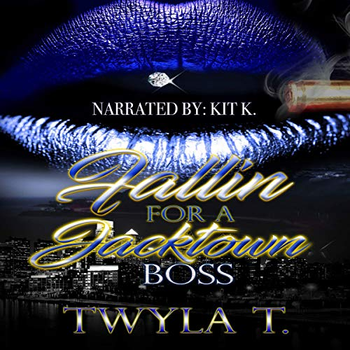 Fallin for a Jacktown Boss audiobook cover art