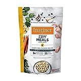 Instinct Freeze Dried Raw Meals Grain Free Cage...