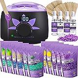 Waxing kit for brazilian wax