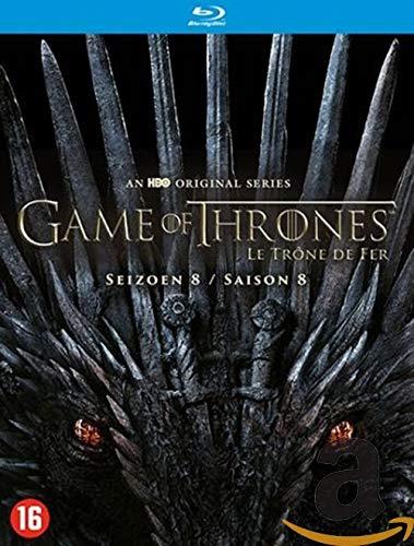 Game of Thrones-Saison 8 [Blu-Ray]