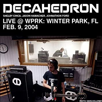Live @ WPRK (02/09/04)