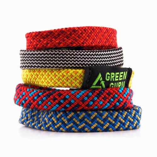 Grün Armband Guru Kletterseil, XS
