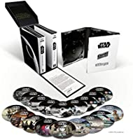Star Wars: The Skywalker Saga Complete Box Set [Blu-ray] [2019] [Region Free]