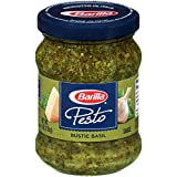 Barilla Traditional Basil Pesto Sauce, 6 oz