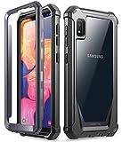 Poetic Galaxy A10E Rugged Clear Case, Full-Body Hybrid Shockproof...
