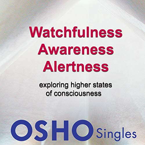 Watchfulness Awareness Alertness cover art
