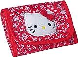 Hello Kitty - Portafoglio portafogli rosso