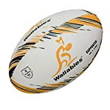 Gilbert - Australie t5 rugby - Ballon de rugby - Blanc - Taille Unique