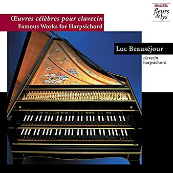Famous Works for Harpsichord