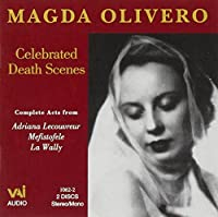 Celebrated Death Scenes by Magda Olivero
