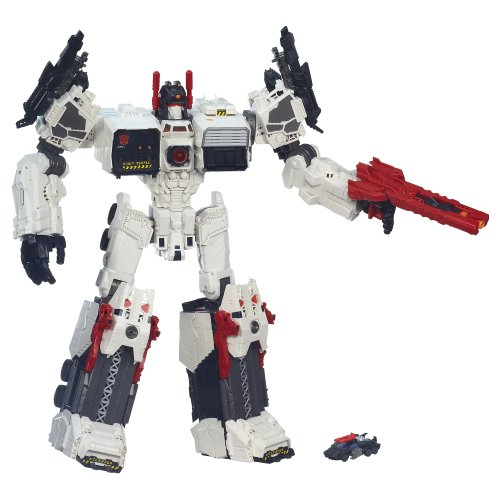 Transformers Titan Class Metroplex