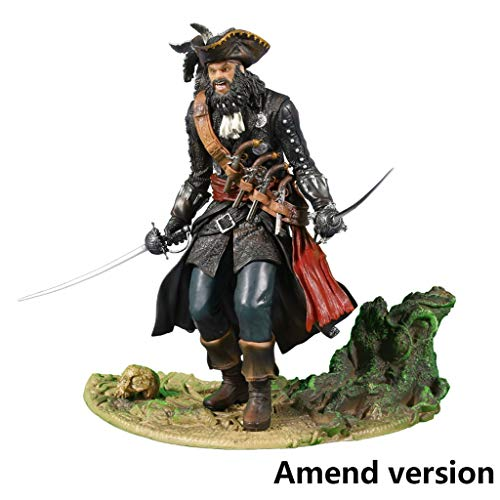 Assassins Creed IV Black Flag Blackbeard PVC Figure - Hohe 9,84 Inchese