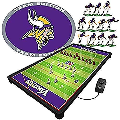 Minnesota Vikings NFL Deluxe Electric Football Game