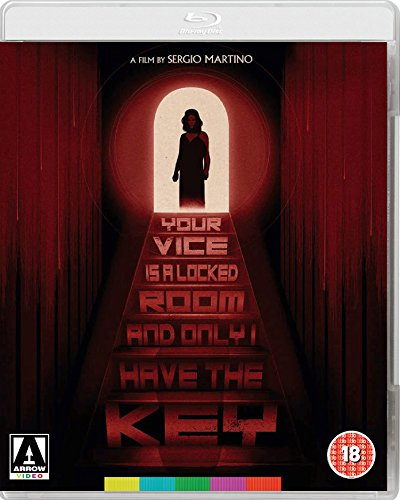 Your Vice Is A Locked Room And Only I Have The Key Blu-Ray [UK Import]