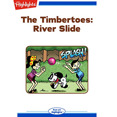The Timbertoes: River Slide cover art