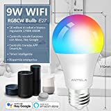 Zoom IMG-1 lampadine led alexa inteligente wifi