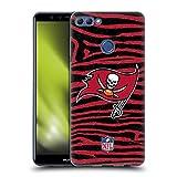Head Case Designs sous Licence Officielle NFL Empreinte de zèbre Tampa Bay Buccaneers Art Coque en...