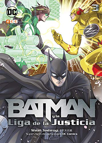 Batman y la Liga de la Ju
