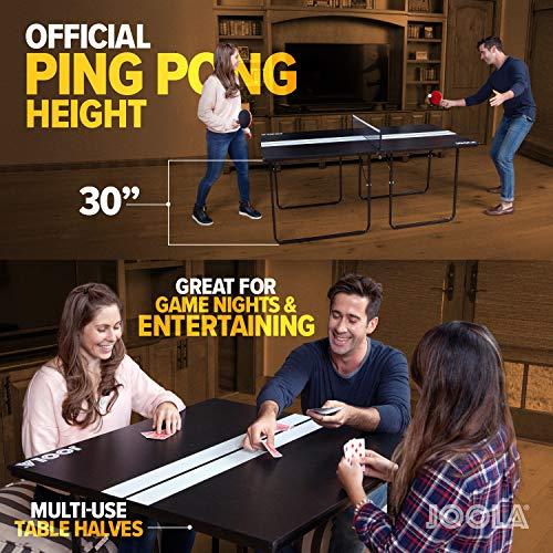 JOOLA Table de ping-Pong de Taille...