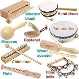 Immagine 2 set di strumenti musicali stoie
