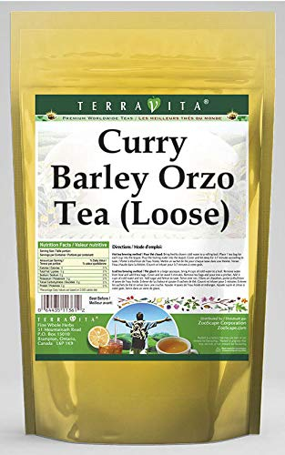 Curry Barley Orzo Tea Loose 4 Selling and selling Pack 2 550859 ZIN: Phoenix Mall oz -