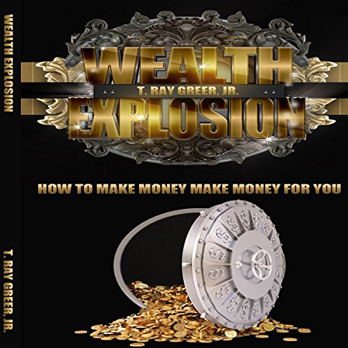 Wealth Explosion audiobook cover art