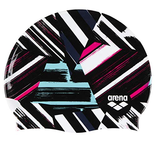 Arena Print 2, Swim Caps Unisex Adulto, Freak_Rose-Multi, NS