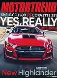 Motor Trend Magazine March 2020